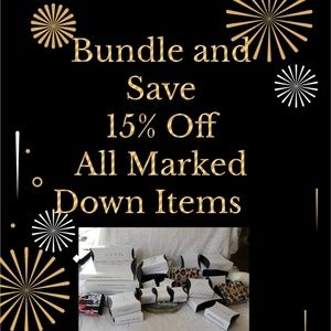 Bundle & Save 15%